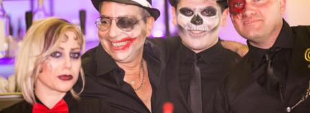 Halloween con Tekemaya's Band