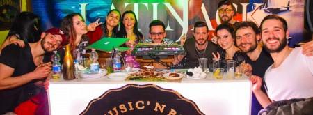 Latinjack, il Mercoledi Latino del Jack con Giorgio D'Amico LDJ