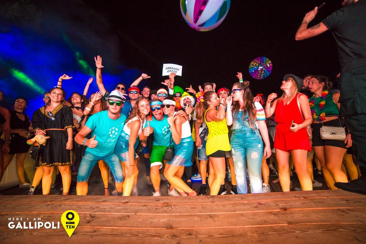 Random, una festa a caso @Ten Club , 16/08/2018 , Gallipoli, Lecce ,  LecceNight.com , Foto, eventi e news nelle discoteche e locali notturni di  Lecce e