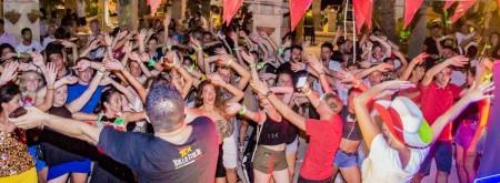 Balla Italia al Porto Ausonio
