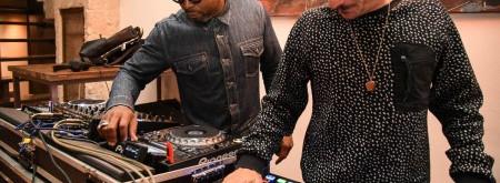 ACUSTIC DUO DJ SET