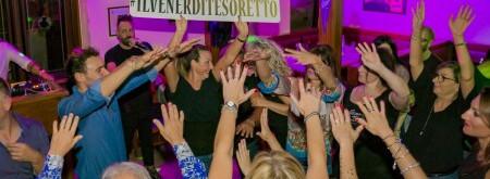 TESORETTO Reggaeton Party VENERDI 18 OTTOBRE