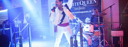 tributeband - WHITE QUEEN