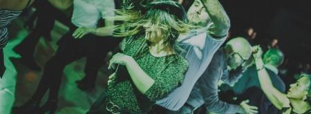 #FIESTALATINA l'evento + ballato della domenica