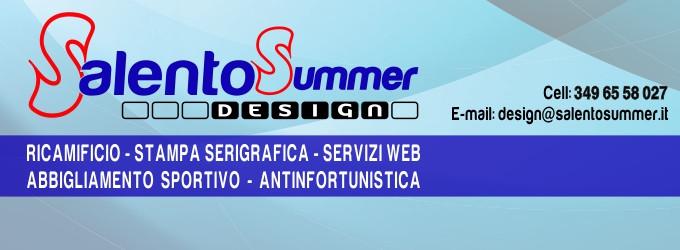SALENTO SUMMER Design