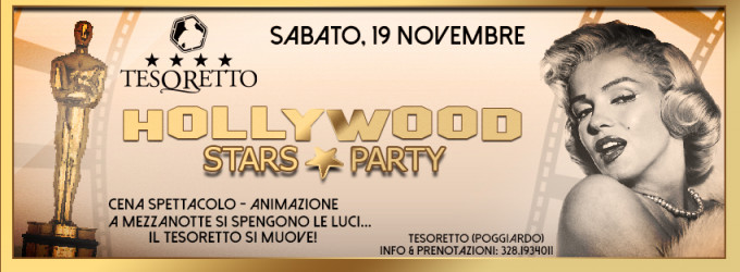 HOLLYWOOD - Stars Party