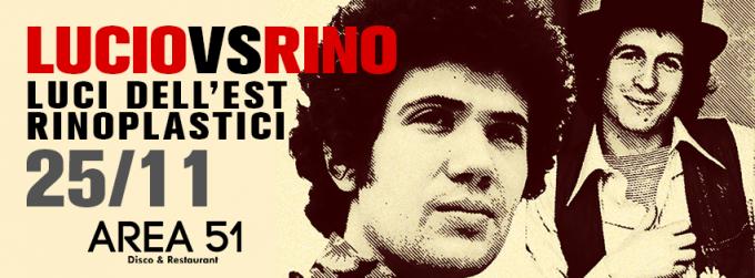#LESFIDE - LUCIO VS RINO