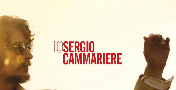 """SERGIO CAMMARIERE: """"IO"""", esce oggi il nuovo disco"""