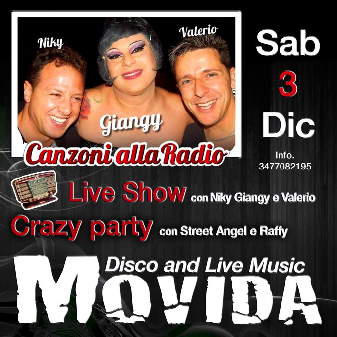 Canzoni alla Radio - Crazy Party