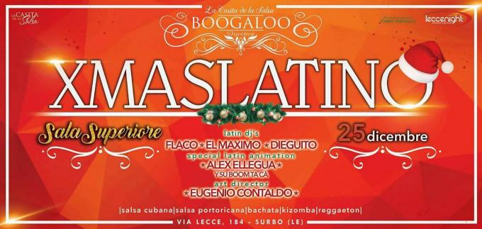 Natale In Latino.Natale Latino Salasuperiore Boogaloo 25 12 2016 Surbo