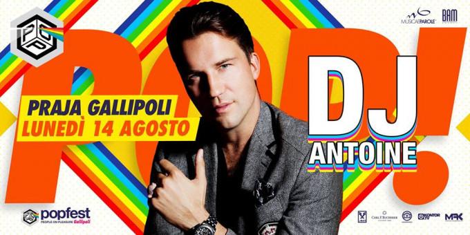 Dj Antoine - Popfest