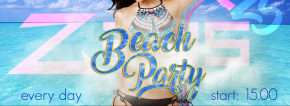 Beach Party | Every Day