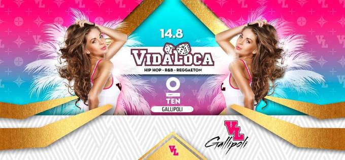 TEN CLUB VIDA LOCA