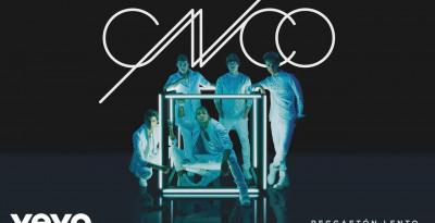"""CNCO """"REGGAETÓN LENTO (BAILEMOS)"""" il singolo DIAMANTE nel mondo"""