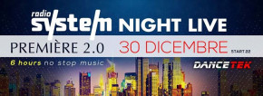 System Night Live at Premiere 2.0 Gallipoli