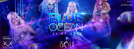 Isola Beach presents BLU OCEAN
