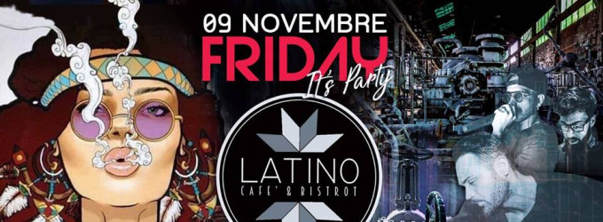 Latino It's PArty Friday #Undergroundsuite