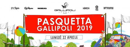 PASQUETTA A GALLIPOLI