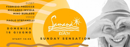 Sunday Sensation  Samanà Beach