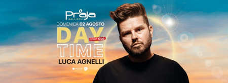 02 ago • Day Time w/ Luca Agnelli