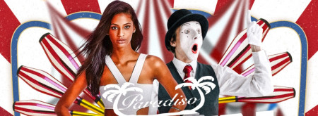LATIN WHITE PARTY - CIRCUS EDITION